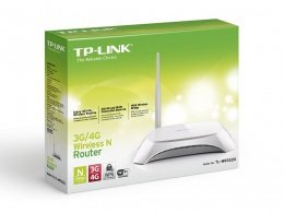 Маршрутизатор TP-Link TL-WR3220