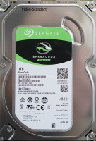 Жорсткий диск Seagate BarraCuda HDD 1TB 7200rpm 64MB ST1000DM010 SATA III