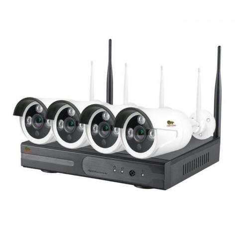 Комплекти безпровідного відеоспостереження: гарантована безпека вашого дому чи офісу 1